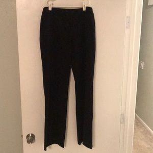Classic Black Dress Pants